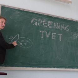 Greening TVET in Vietnam, GIZ 2014