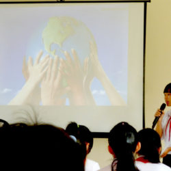 Example lesson in Bac Lieu, Vietnam