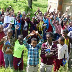 Students – Kafa, Ethiopia